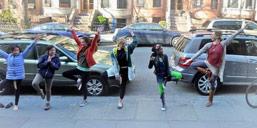Teen Yoga Classes in Park Slope