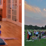 Yoga Therapy and Park Yoga