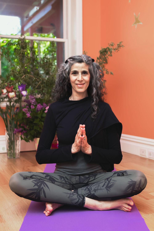 Live Online Yoga Classes