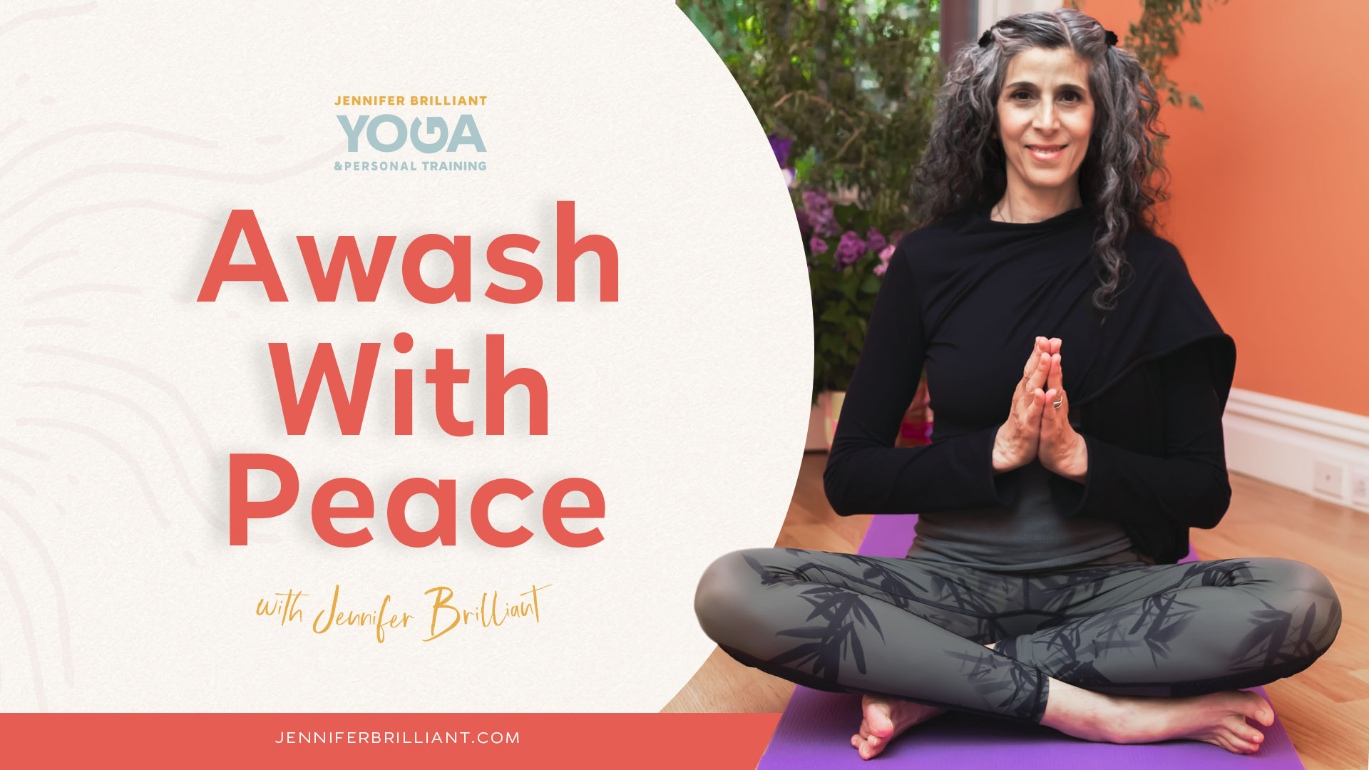 On-Demand Video Yoga Awash With Peace
