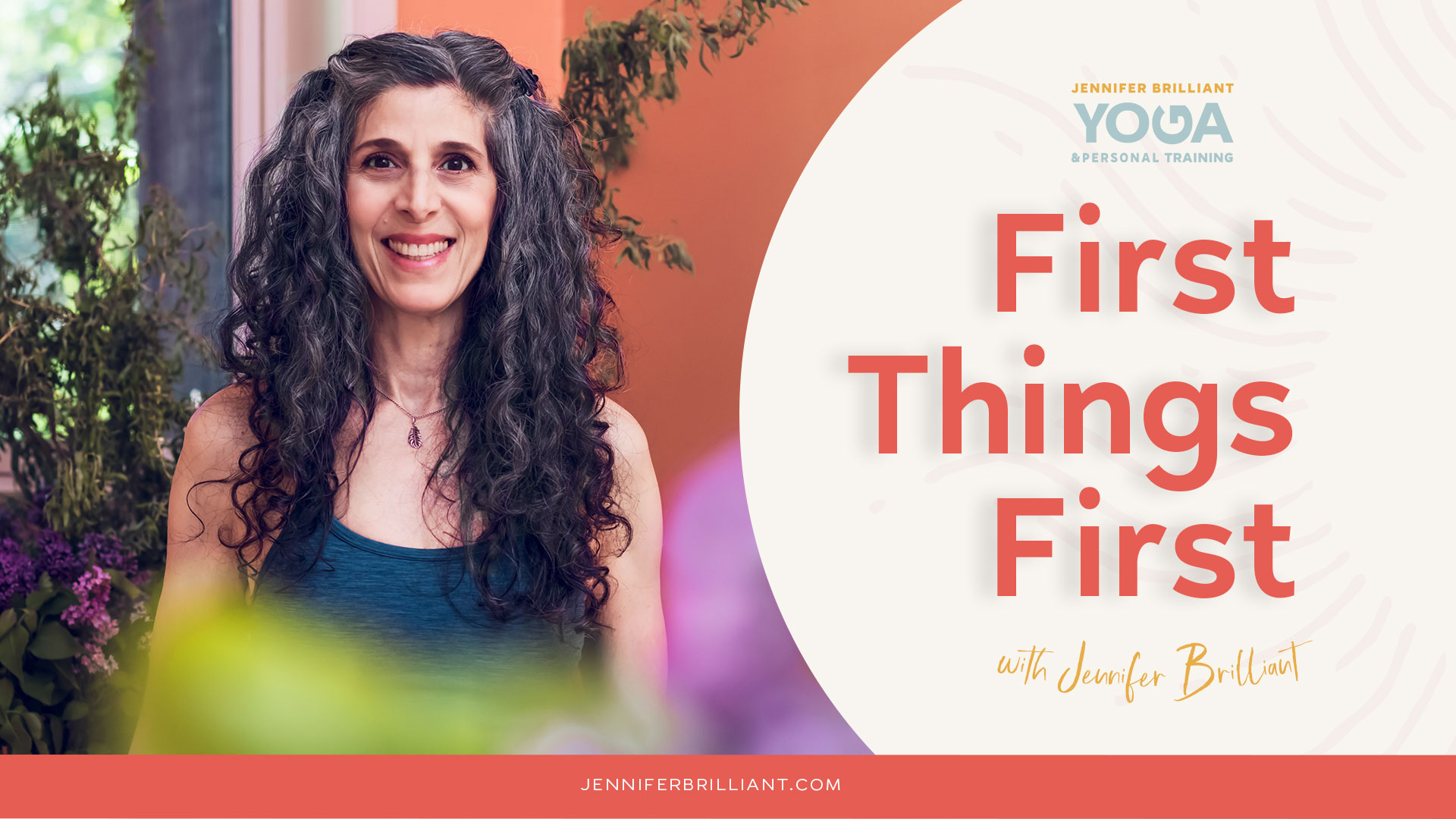 On-Demand Video Yoga First Things First