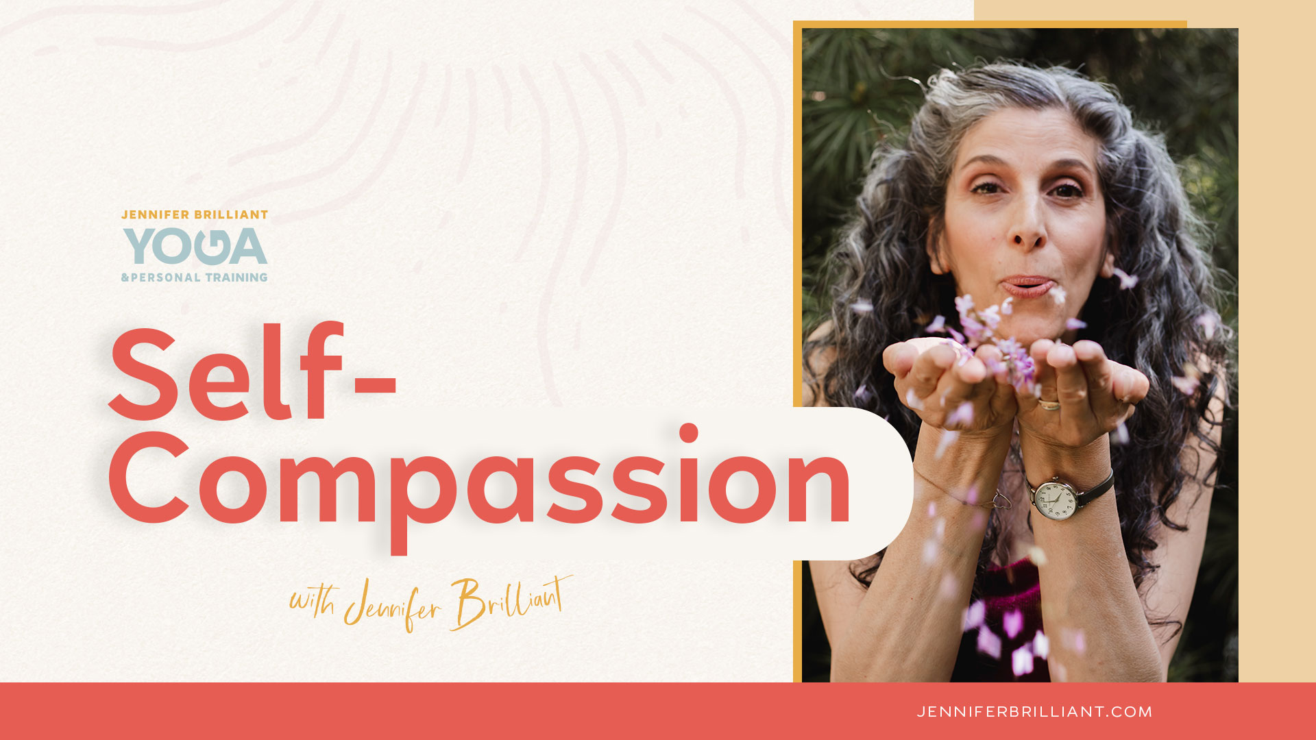 On-Demand Video Yoga Self Compassion