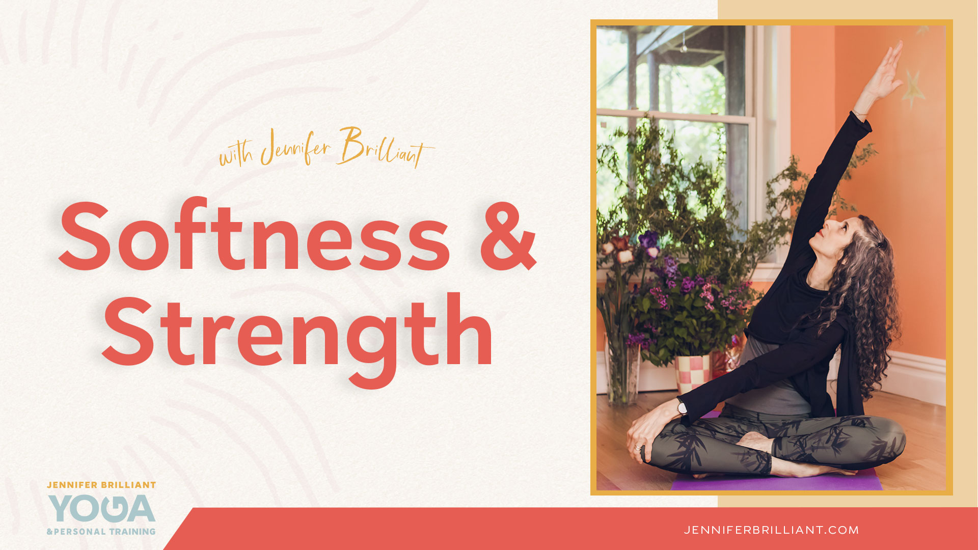 On-Demand Video Yoga Softness & Strength